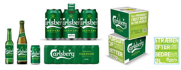 Carlsberg ny emballage